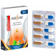 Комплекс «AgeSlim 30+» для коррекции веса, 20 капс.