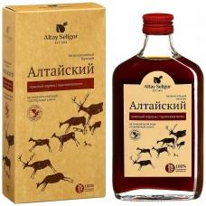 Алтайский бальзам «Красный корень, пантогематоген», 250 мл.
