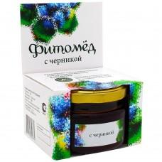 Фитомёд с экстрактом черники (для зрения), 230 гр.