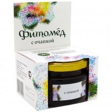 Фитомёд с экстрактом очанки (глазная трава), 230 гр.