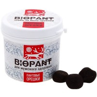 """Пантовые орешки """"Биопант"""" для мужского здоровья."""